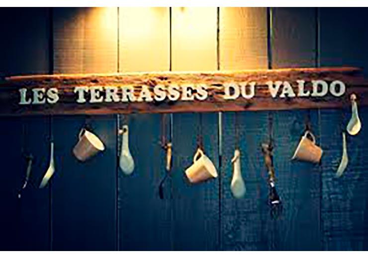 Restaurant - Les terrasses du Valdo - Lyon