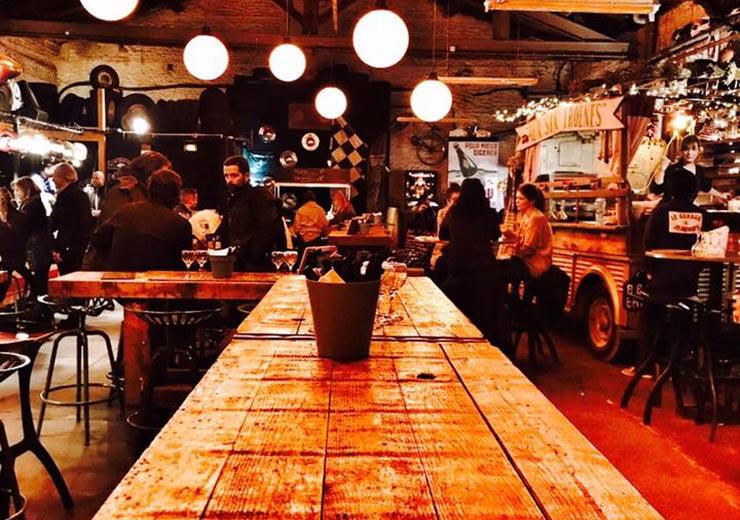 Bar à Cocktails - Jeannine à la Mer - Sainte-Marie-de-la-mer