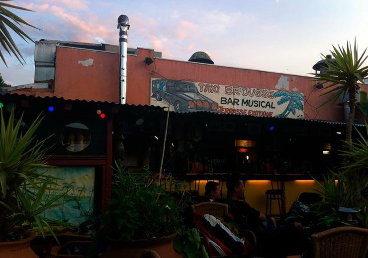 Bar à cocktails - taxi brousse - argeles sur mer