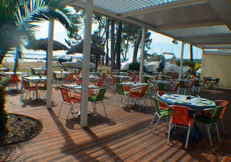 Restaurant-Le Paradisio-Biscarosse