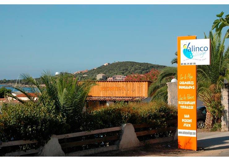 bar restaurant- Valinco Village – Le Toucan- Porto Pollo