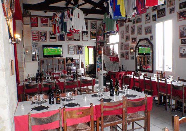 Restaurant Lulu dans la prairie-Merignac