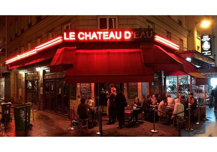 Bar-Le-Château-D'Eau-Paris