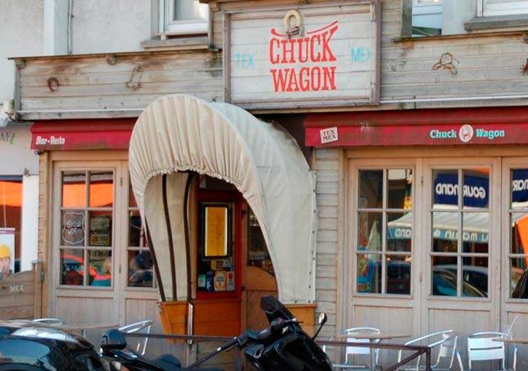 Restaurant - Chuck Wagon - Boulogne sur mer