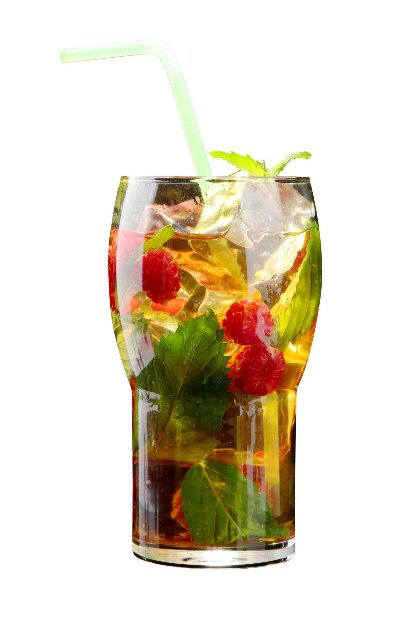 Cocktail-canadian-raspberry-mojito