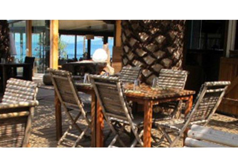 Bar restaurant - La plage d'argent - Pietrosella