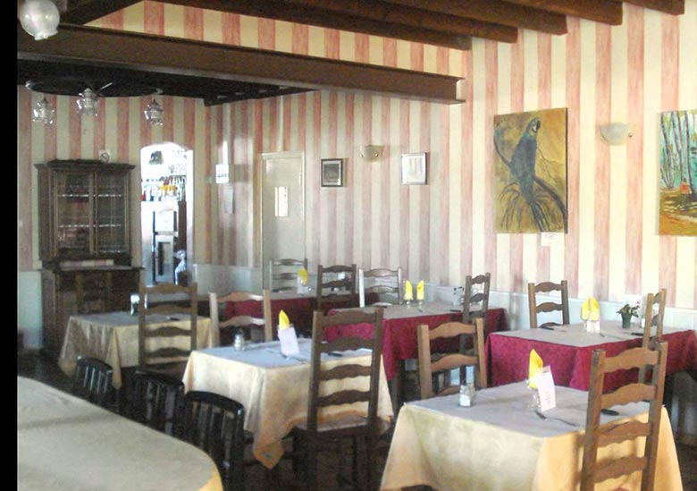 Restaurant-La table du Perche-Champrond-En-Gâtine