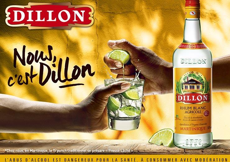 publicité Dillon