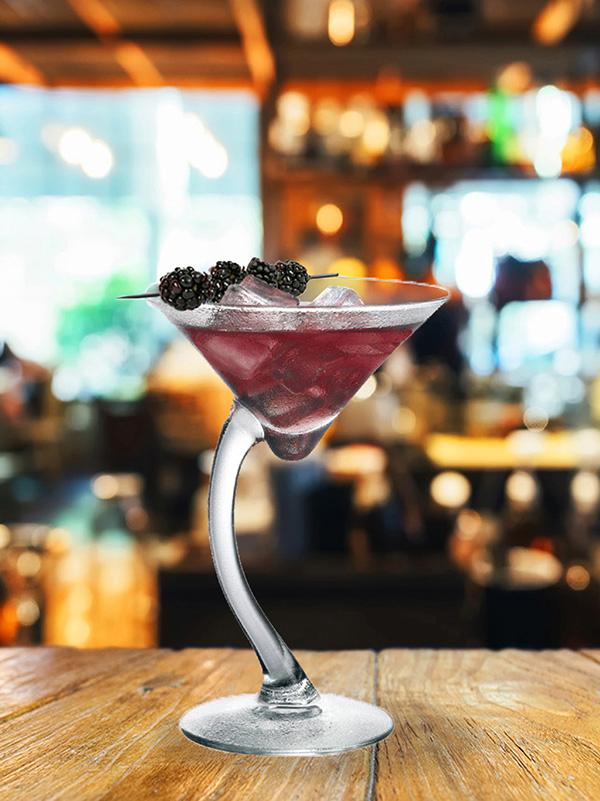 cocktail-amber-berries