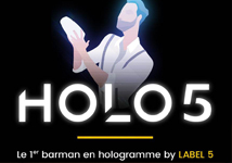 holo 5 by label 5