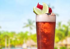 iced raspberry