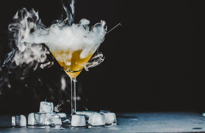 cocktails fumants