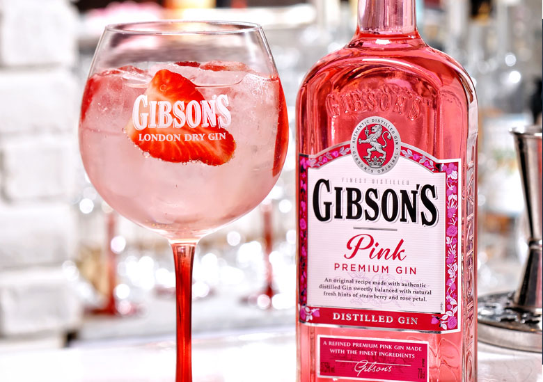 Gibson's-Pink