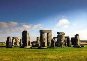 angleterre-Stonehenge