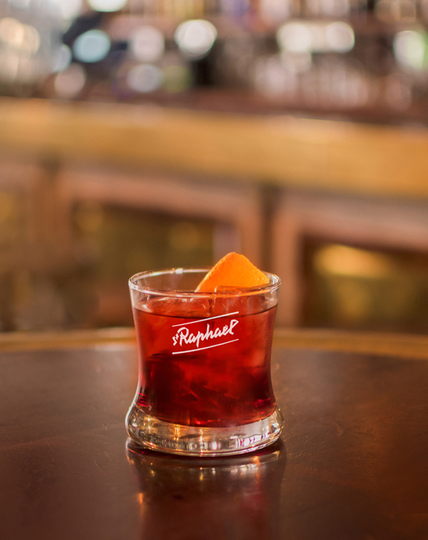 french-negroni-cocktail