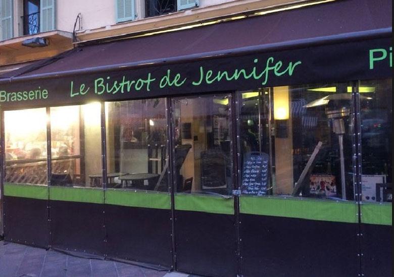 Bar restaurant - Le bistrot de Jennifer - Nice
