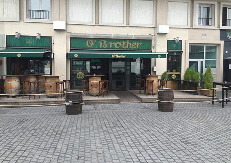 Pub - Le O'Brother - Le Havre