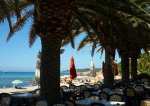 Bar restaurant-Le Ta Kladia - Cargese