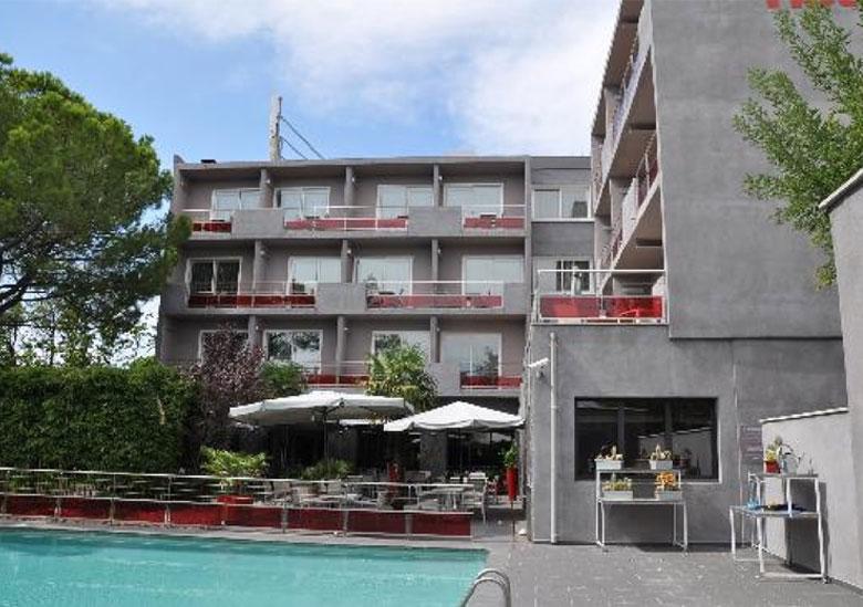 Bar à cocktails - safari hotel - Carpentras
