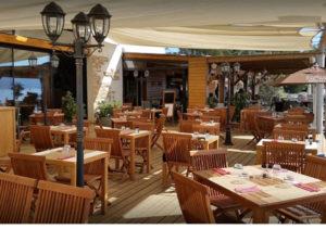 Bar restaurant - Tahiti beach cafe - Ajaccio
