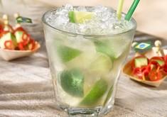 cocktail brésilien caïpirinha