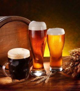 les différents types de bières