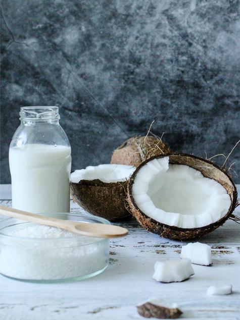 recette sucre de coco cannelle