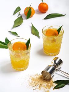 Cocktail Kombucha Gin Gingembre