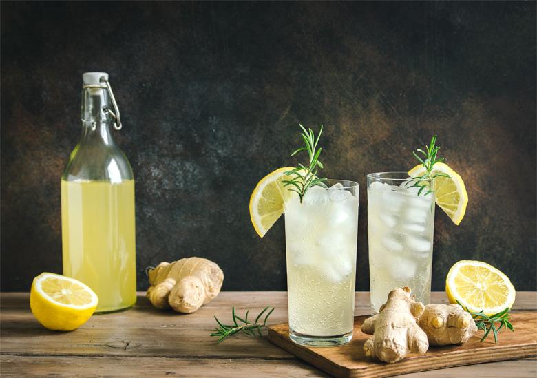Cocktail Kombucha nouvel ingrédient sain