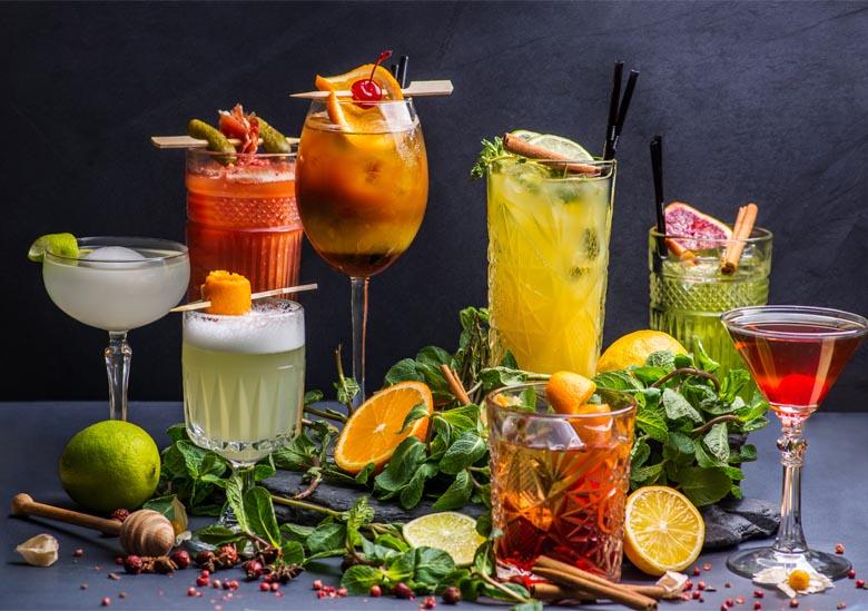 cocktails préférés des français
