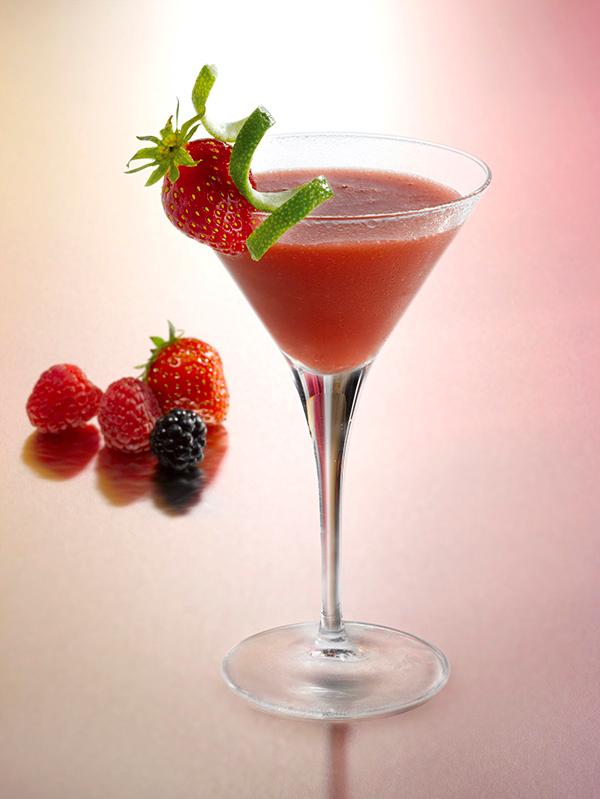 Strawberry-Daïquiri-cocktail