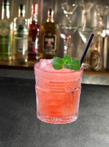 Cocktail purple street