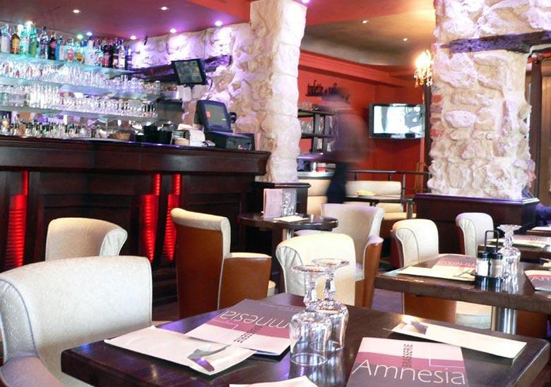 Bar-L'Amnésia-Saint-Germain-en-Laye
