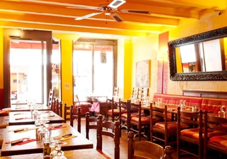Bar restaurant - Le Papagallo - Paris