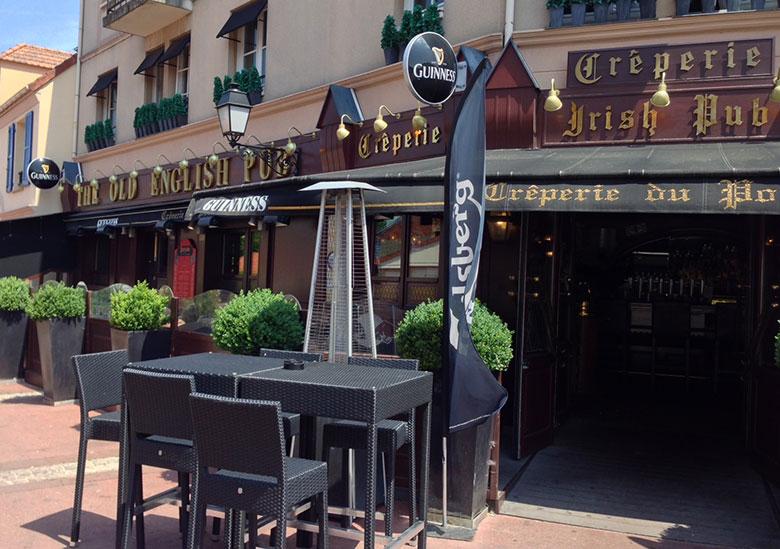 Pub - La crêperie du port - Cergy