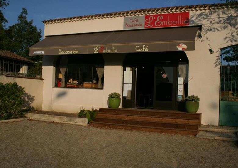 Restaurant-L'Embellie-Listrac Médoc