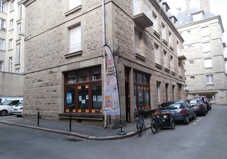 Bar-L'Avisio-Saint-Malo