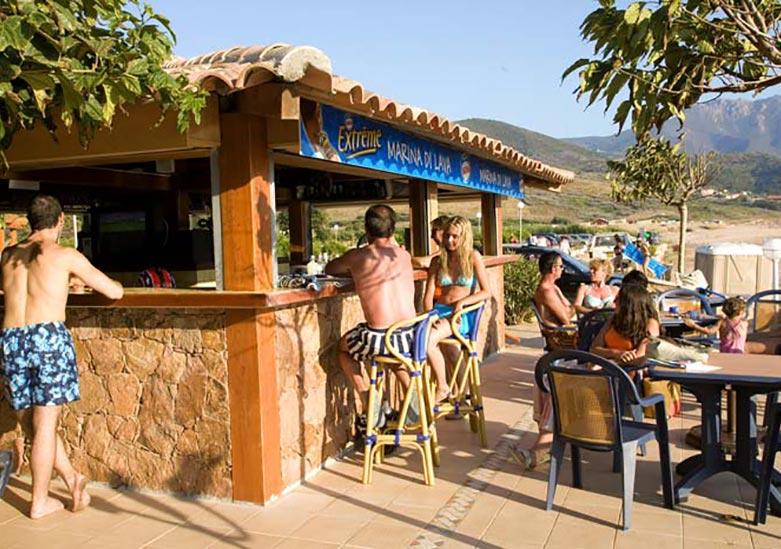 Bar restaurant - Marina di Lava - Appietto