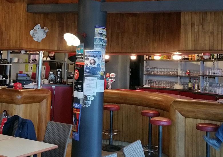 Bar restaurant- L'Inflexible - Arzal