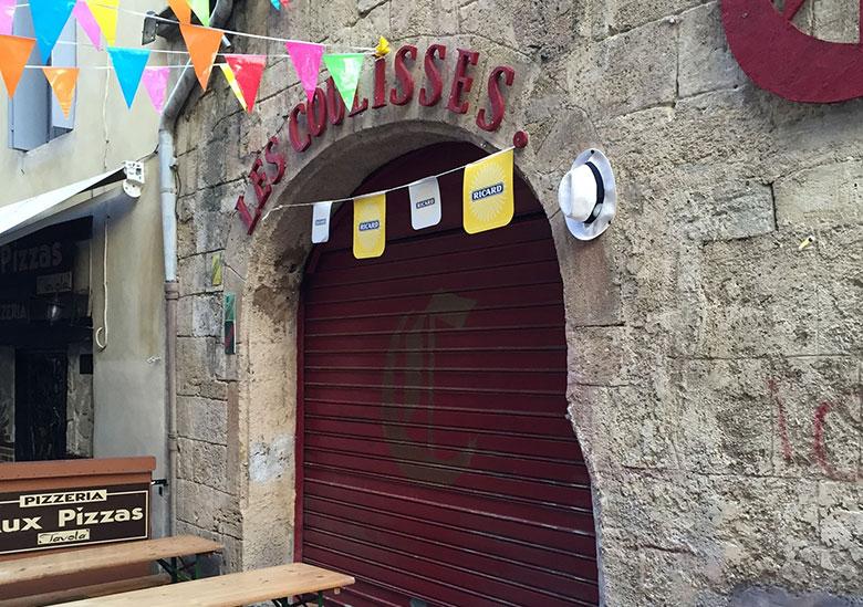 Bar à cocktails - Les Coulisses - Montpellier