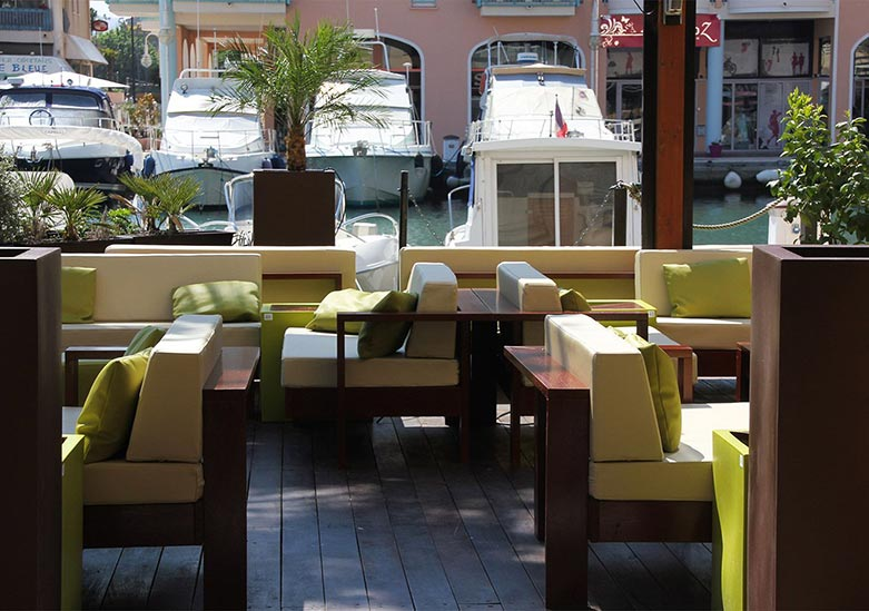 Bar rhumerie-Le Kokonut-Frejus