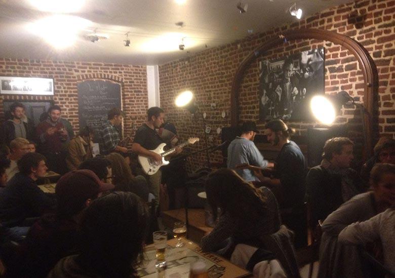 bar restaurant-L'Ilot Bar-Lille