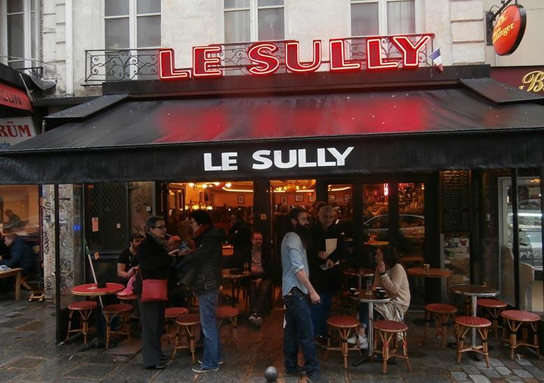 Bar-Le-Sully-Paris