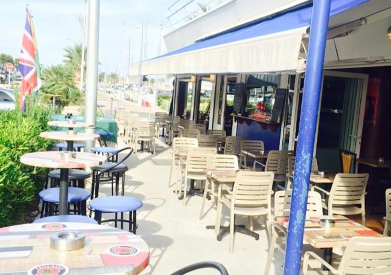 Pub restaurant-Le Quai Ouest-Saint Laurent du Var
