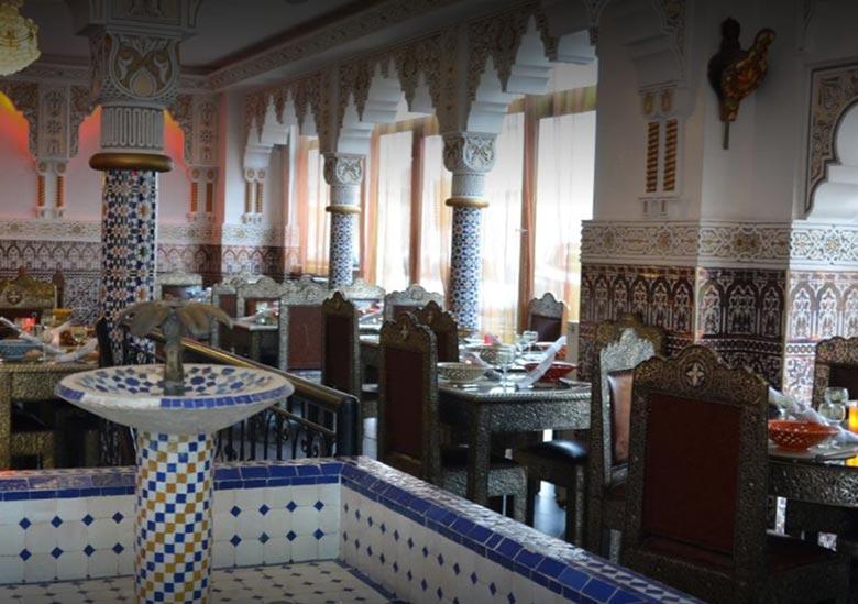 Restaurant - La Médina - Asnières-sur-Seine
