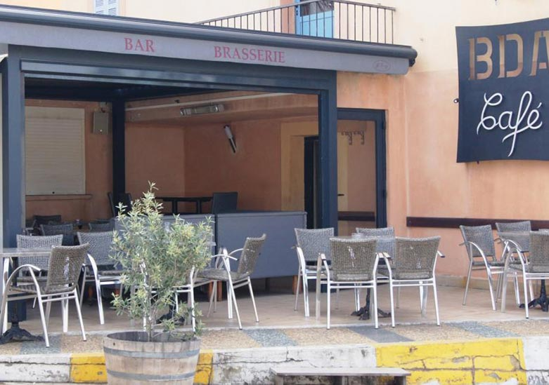 restaurant-BDA Café-Cargese