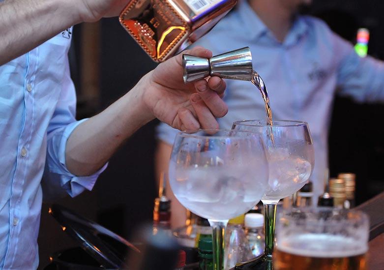 bar à cocktails - La cueva - Bordeaux